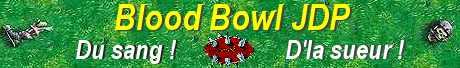 Blood Bowl JDP : Du sang et d'la sueur !